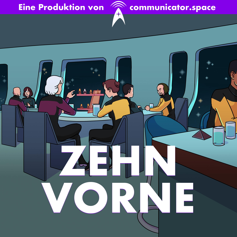 Über unseren Podcast Zehn Vorne