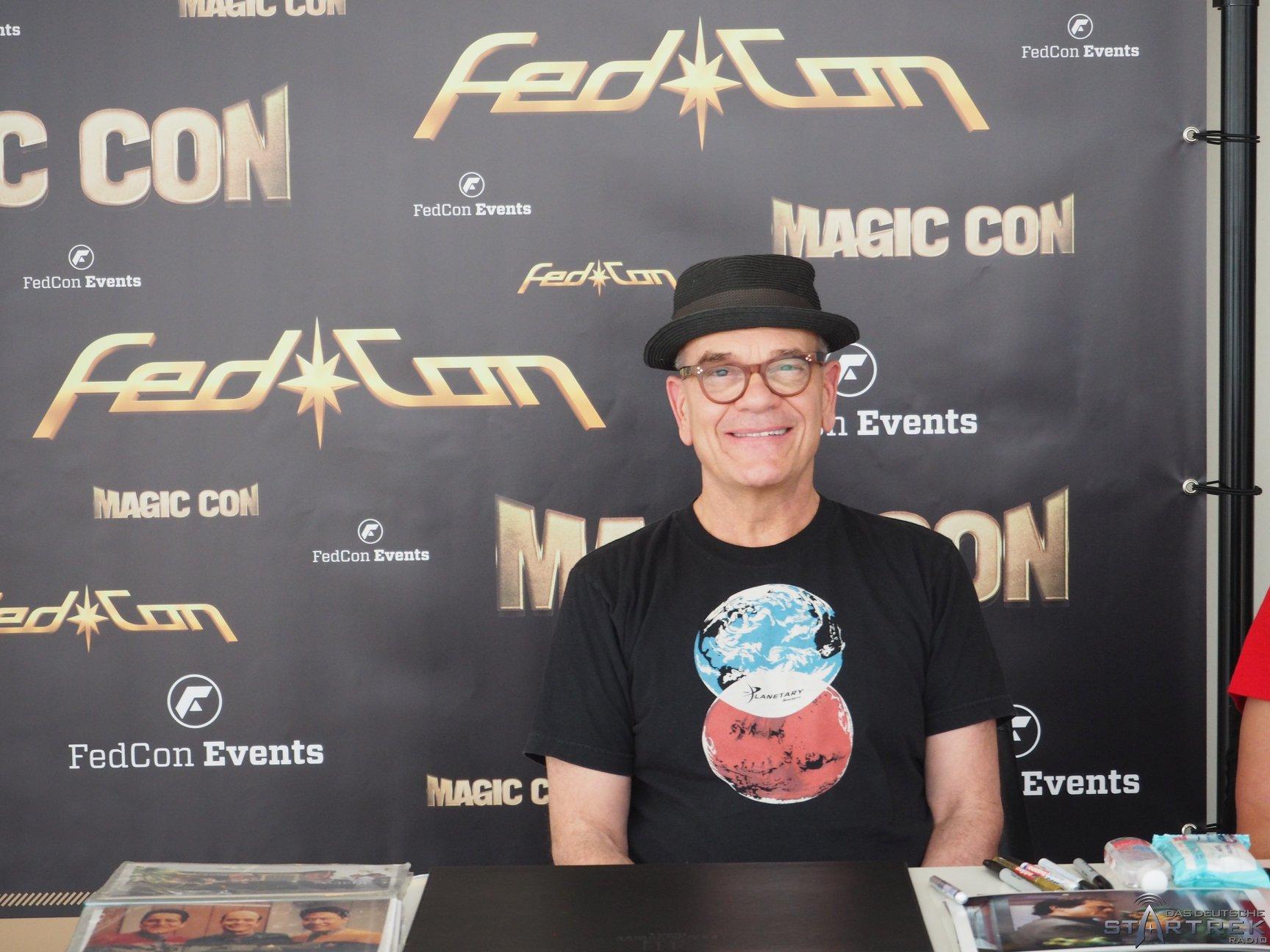 Robert Picardo auf der FedCon 27