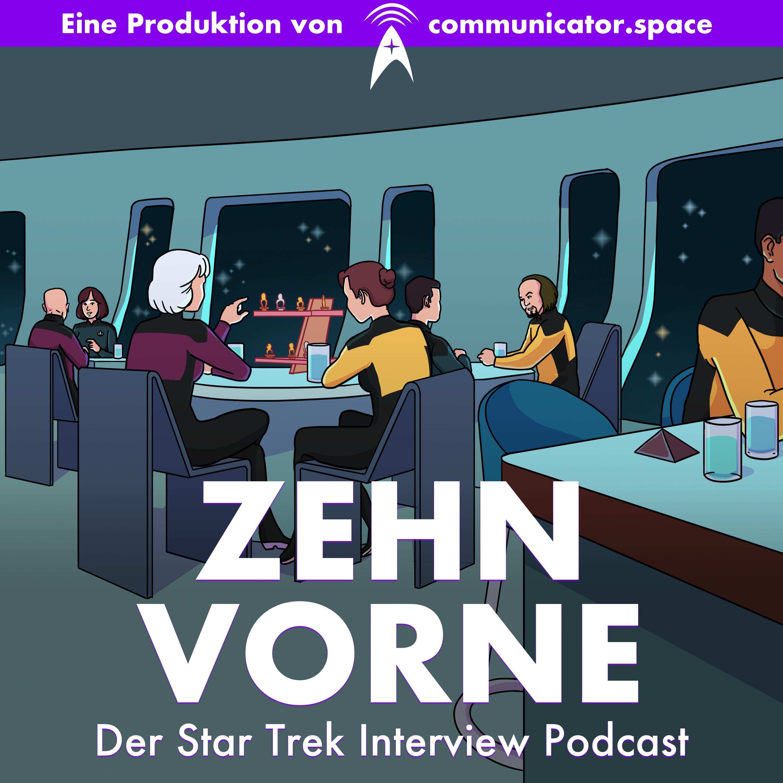 Über den Podcast Zehn Vorne