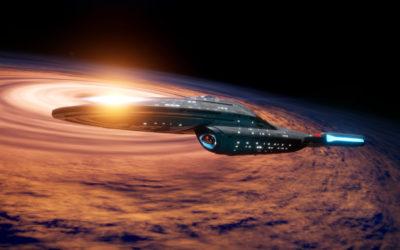 Star Trek Fan Daniel entwickelt sein eigenes Star Trek Videospiel