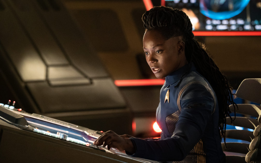 Trekbarometer Auswertung: Star Trek: Discovery 3×02 – Saru und seine tollkühne Crew